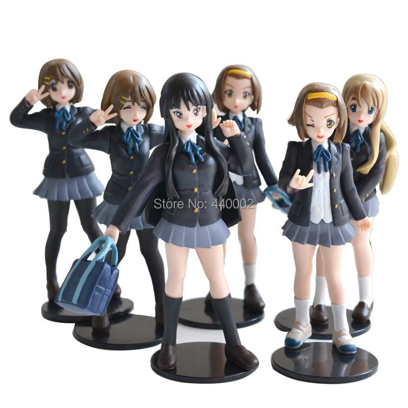 K-ON  Akiyamn Mio Yui Hirasawa  K On Mio School Uniform
