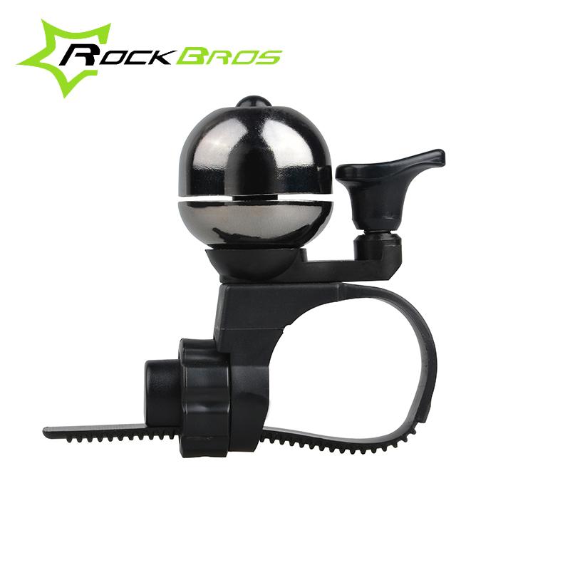 RockBros Bike Bicycle Ordinary Copper Bells Cycling Riding Ultra-light Handlebar Bell Horns Ring Crisp Ringing Mechanical Bell(China (Mainland))