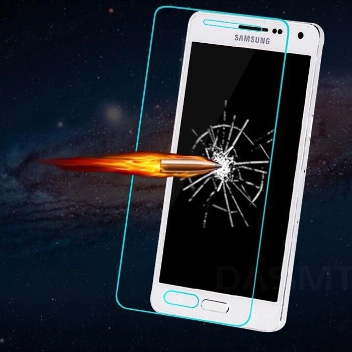 1 x ультра тонкий 0,20 мм удивительные закаленного стекла экран протектор для samsung Галактика a5 a500f взрывной фильм