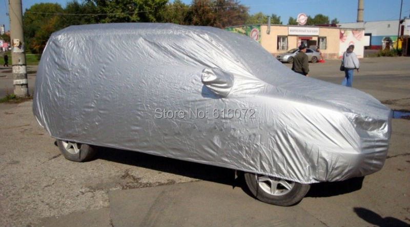 Free shipping high quality outdoor car cover for Volvo XC60,snow defence/scratch-proof/dustproof/sunscreen SUV outdoor cover(China (Mainland))
