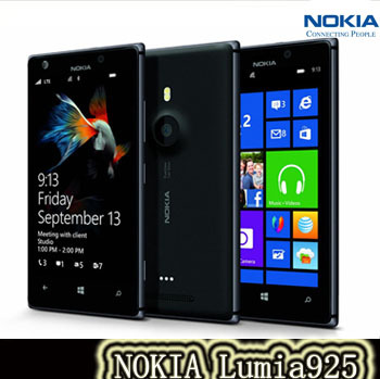 925 Original Unlocked Nokia Lumia 925 Dual core 4.5 inch Touch screen 8MP Camera GPS WIFI Storage 16G Cell phones MESSAGE(China (Mainland))