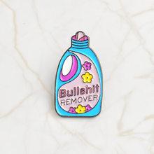 Smalto Spille Distintivo Bottoni Spilla Cartone Animato Icone di Stile del Anime di Amanti Della Camicia Risvolto Spille(China)