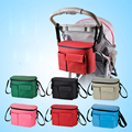 Pram Bags Messenger Diapers Bag For Wheelchairs Mom Hanging Organizer Bottle Mother Nappy Accessories For Stroller