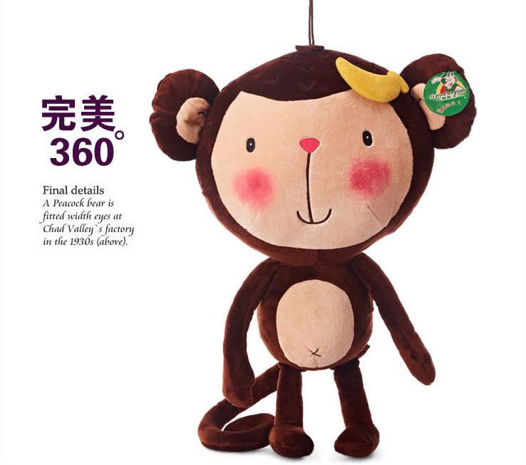 Мальчик обезьяна