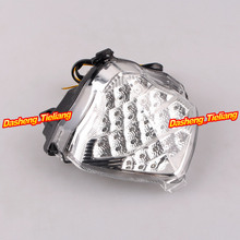 High Quality Integrated LED Rear Tail Light Turn Signal For Yamaha YZF R1 2004 2005 2006 Clear