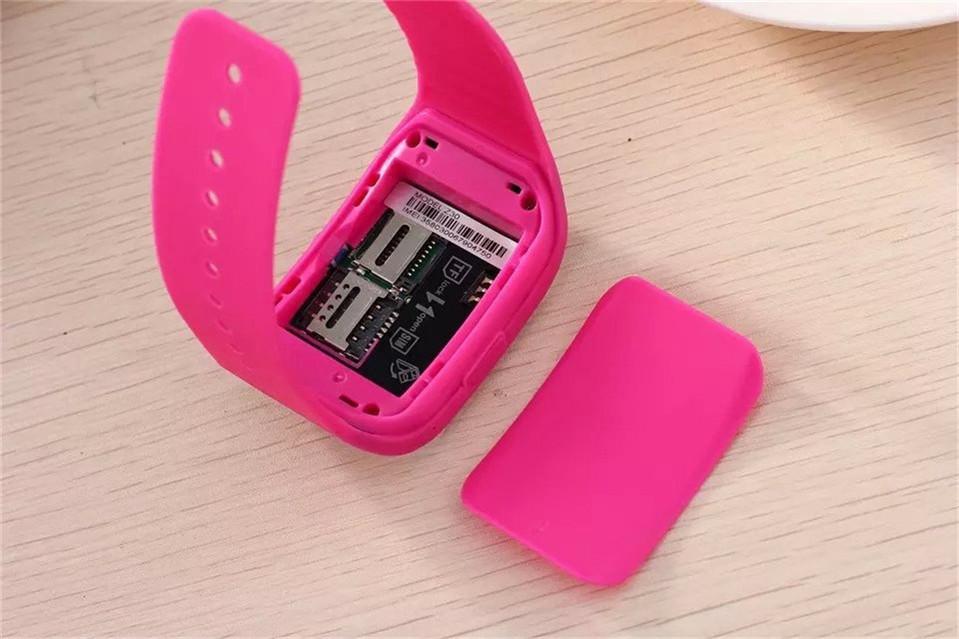 ถูก Z30 Waterproof Bluetooth Smart Watch Phone Support SIM Card Wearable Devices Smartwatch For IOS Android Sports Life 2016