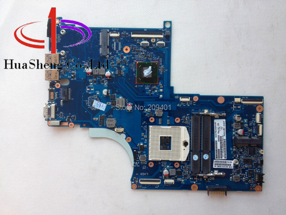 For HP 720268-501 Laptop Motherboard DDR3 Integrated Tested ok(China (Mainland))