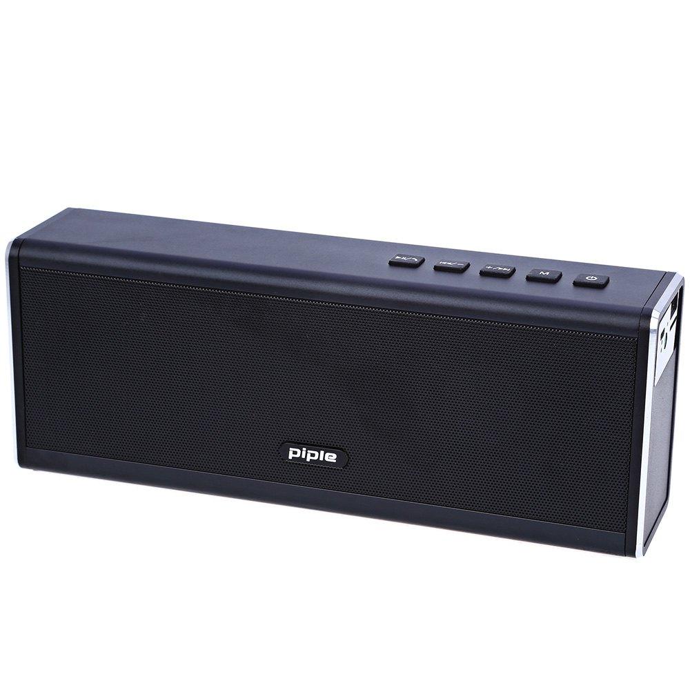Piple S5 Bluetooth Speaker Power Bank 20W Portable Mini Computer Speaker Wireless Loudspeaker 4000mah Rechargeable Battery(China (Mainland))