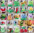 Kawaii Cute toys Plants VS Zombies soft doll Peashooter Plants kids Plant toys Plush Dolls soft
