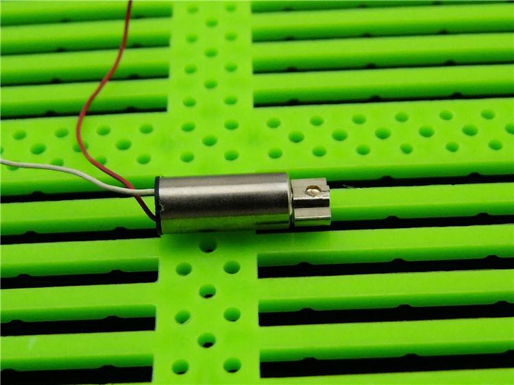 DC1-4V 614 Mini Electric Coreless Vibrator DC Motor Massager Accessories Free Russia