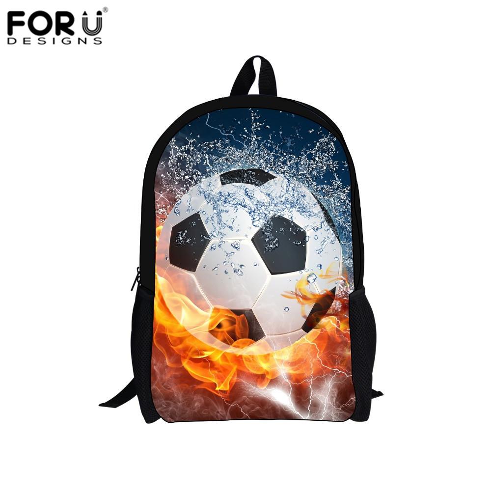 2016 Hot Selling Children Football Star Backpacks for Boys Kids Soccer School Backpack Bag Girls Youth Rucksack Student Mochila(China (Mainland))
