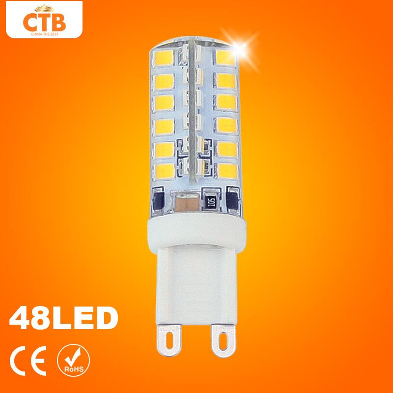 High Power G9 LED Bulb 220V 5W 6W 9W 12W 15W 18W LED Lamp SMD2835 LED Spotlight Warm Cool White  Corn Bulb Light Free Shipping<br><br>Aliexpress