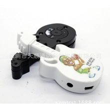 Wholesale Quality Guitar Mini MP3 Music Player with TF Card Slot for leisure (no accessories)