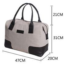 UU Family 2016 Travel Bag Foldable Duffle Bag Keepall Men Traveler Bag Overnight Bag Women Travel Luggage for women Weekender(China (Mainland))