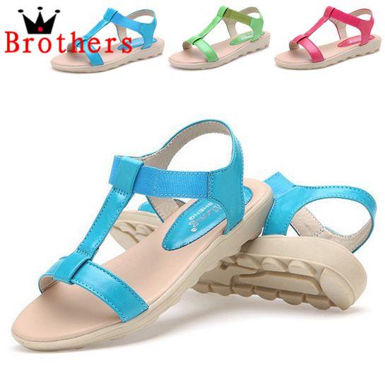 new 2014 women sandal fashion genuine leather shoes fashion sandals wholesale shoe accept dropship sandal 083<br><br>Aliexpress