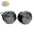 Car Accessories Double Guide Light LED Daylight High Power LED FogLight Fog Lamp For Nissan Qashqai