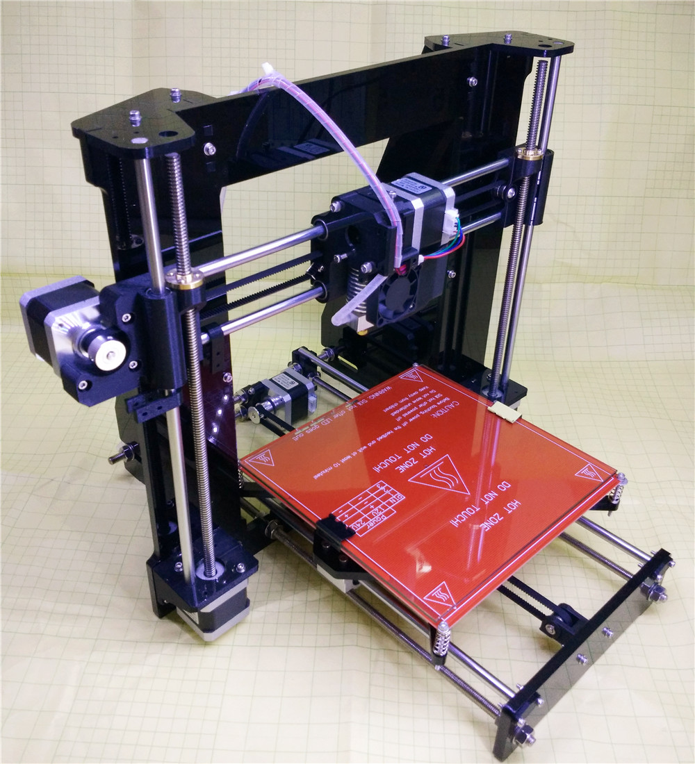 Купить 3D принтер DIY LCD 3D reprap prusa I3 высокая цена