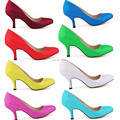 new fashion low heels pumps casual ladies thin heel single shoes women s shallow mouth classic