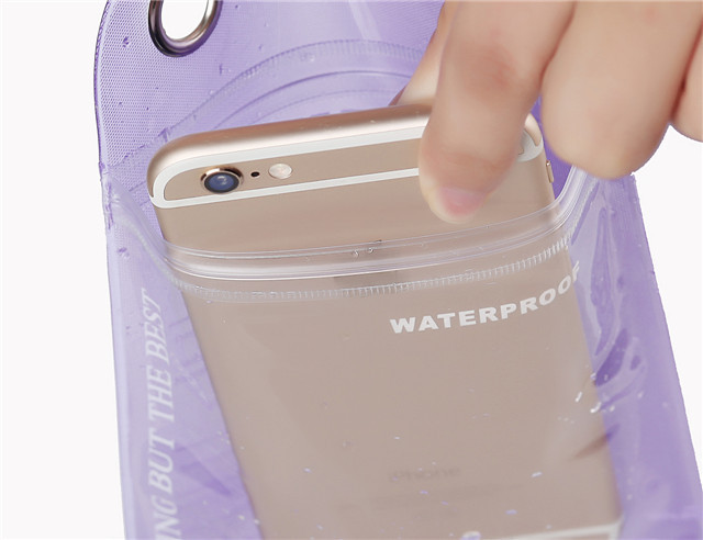 50pcs Clear Universal Travel Swimming Waterproof Bag Case Cover for Iphone Samsung Cell Phone Housing Cover Underwater Bags(China (Mainland))