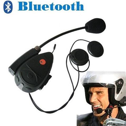 motorcycle helmet bluetooth headset hands free talkback earphone hot selling. Black Bedroom Furniture Sets. Home Design Ideas