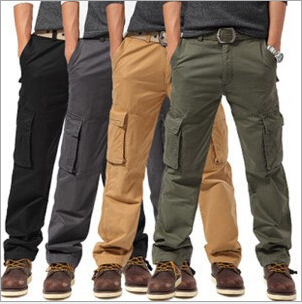 Online Get Cheap Khaki Cargo Pants for Men Red -Aliexpress.com ...