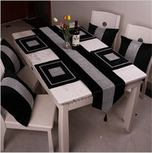 Chinese Style 1 piece Cotton Blend Diamante Placemat Dining Table Mat Disc Bowl Pads Cloth Free Shipping(China (Mainland))
