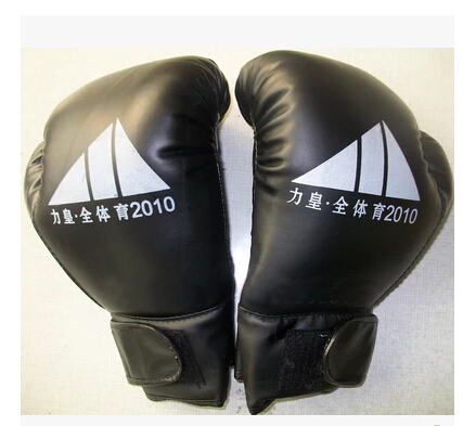 Boxing gloves/muay thai boxing/Advanced imitation leather/gloves of muay thai boxing/sanda kick boxing/direct manufacture(China (Mainland))