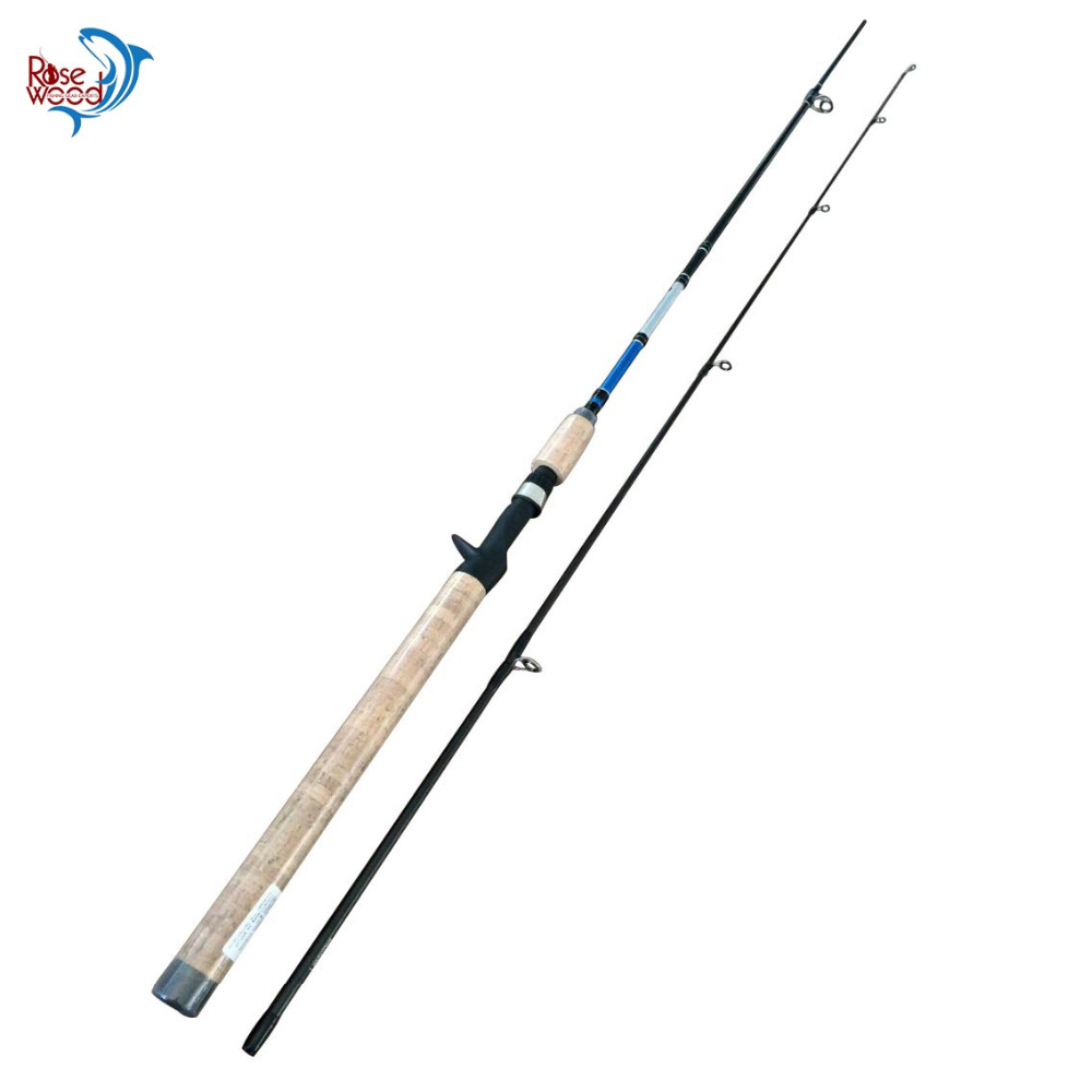 2017 New Fishing Rod Casting 2.4m 2.7m Carbon Fiber Hard Power M MH Lure Sea Chinese Fishing Rods Pesca(China (Mainland))