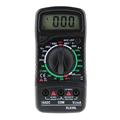 LCD Digital Multimeter Voltmeter Ammeter Ohmmeter Universal AC DC OHM Volt Current Tester Portable Meter