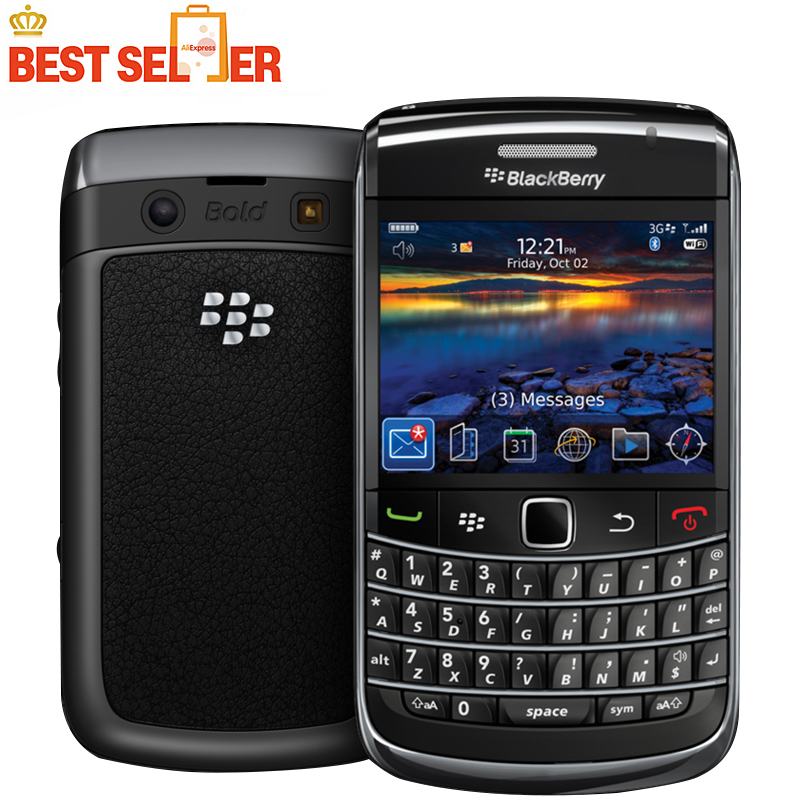 100% original phone blackberry 9780 unlocked phone wifi GPS 3G 5MP Camera 2.44'' 480x360 screen free shipping(China (Mainland))