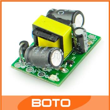 100 pcs AC 85-265V to 5V/12V Buck Converter 3 Watt 700mA Volt Regulated LED Switching Power Supply Circuit Module #210005