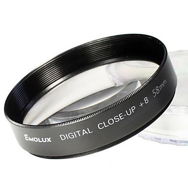 Emolux Close Up 58mm (+8) Filter(China (Mainland))