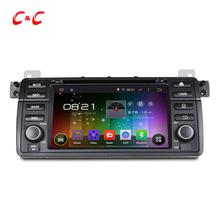 1024 x 600 четырехъядерных процессоров андроид 5.1.1 dvd-плеер для BMW E46 M3 с GPS радио встроенный dvr, Поддержка OBD зеркало ссылка мжк