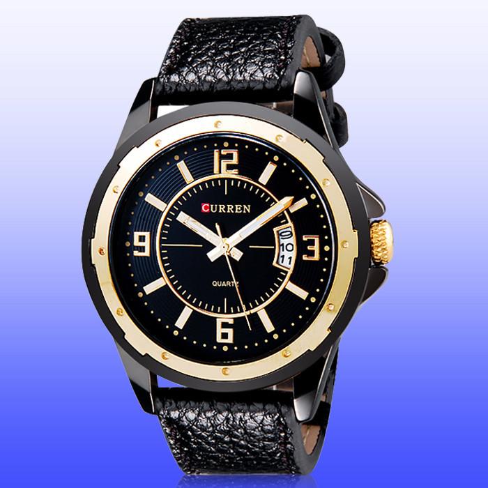 Curren Montre Homme Casaul Relogio 2015 curren men watch men curren watches relogio masculino fashion montre homme hombre quartz watch male watch leather wristwatches 8192