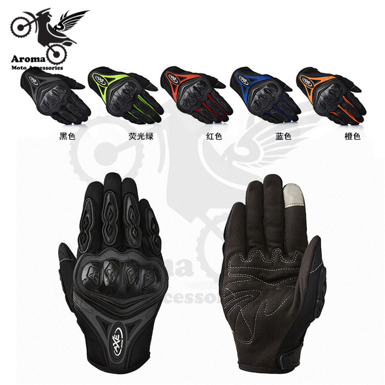 6 colors Available pro motorcycle glove 3D moto racing gloves knight leather ride bike driving BMX ATV MTB bicycle cycling moto<br><br>Aliexpress