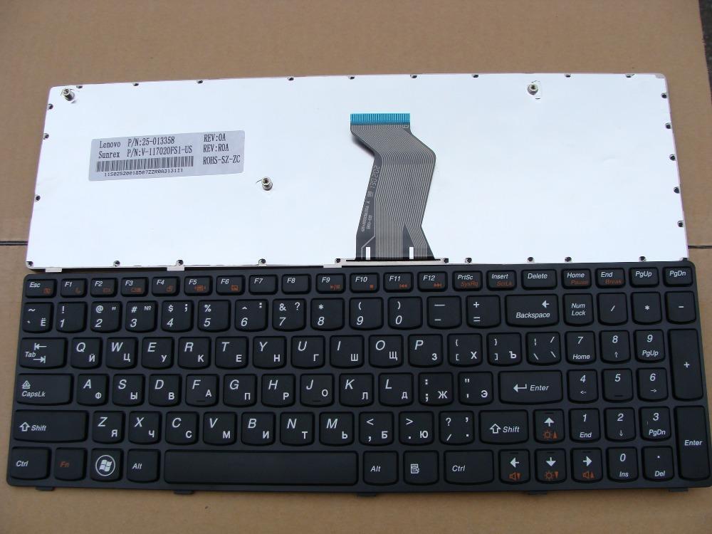 New RU Russian Keyboard for IBM LENOVO V570 V570C V575 Z570 Z575 B570 B570A B570G B575 B575A B590 B590A B590G laptop RU keyboard(China (Mainland))