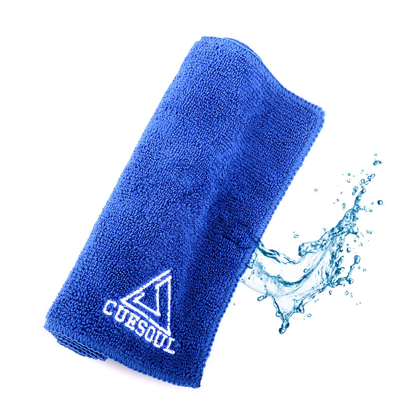 CUESOUL PCTB001 Pool Cue Towel,Quick-Clean Towel For Pool table & pool cues ,Cue Craft Snooker / Pool Cue Towel(China (Mainland))
