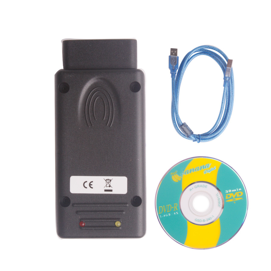 Interface for Bmw INPA K+CAN USB with CD(Hong Kong)