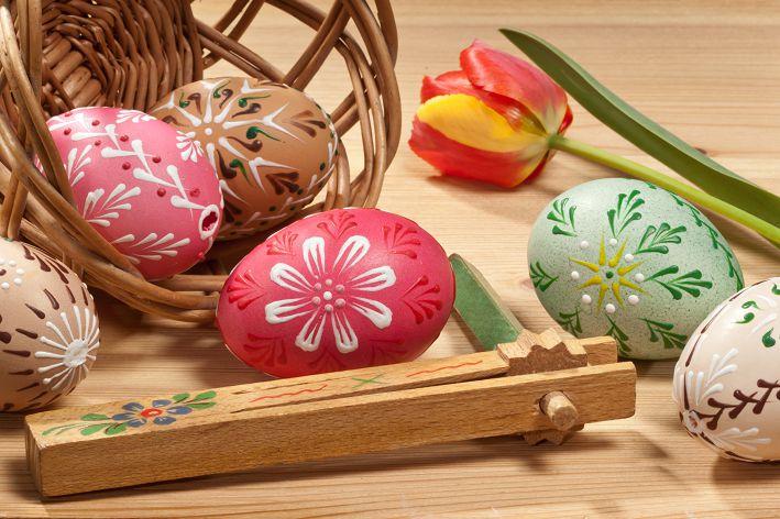 600cm*300cm easter photography backdrops Tulips Egg Basket photography background Easter Sunday ZJ(China (Mainland))