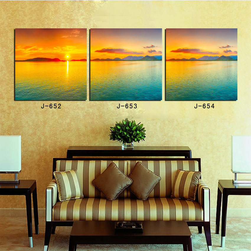 paris building 3 piece canvas wall gta v diy oil painting