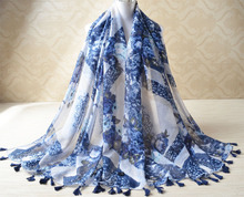 Buy Za 2016,plaid scarf,floral hijab,cotton tassels,bandana,leopard scarf,Muslim hijab,shawls scarves,wrap,muslim muffler,cape for $40.42 in AliExpress store