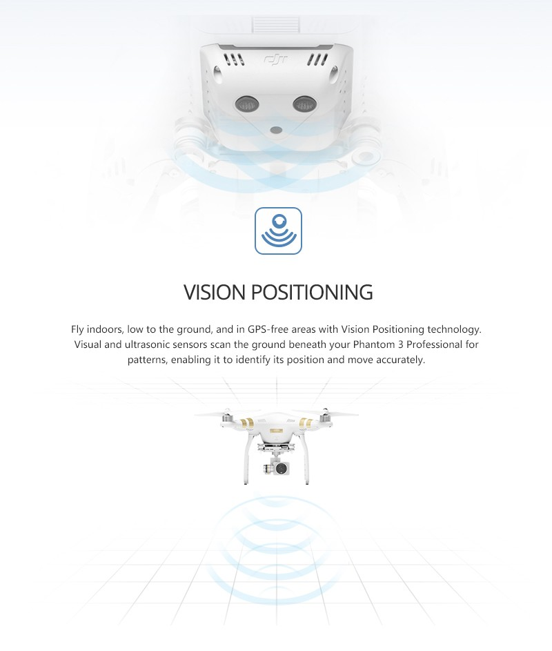 New DJI Phantom3 Professional RC Camera Drones Helicopter remote control toys Four axis UAV Aerial Filming FPV Quadcopter