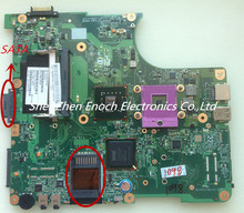 For Toshiba Satellite A300 A305 Laptop Motherboard Integrated V000138460 6050A2170401-MB-A03 SATA DVD