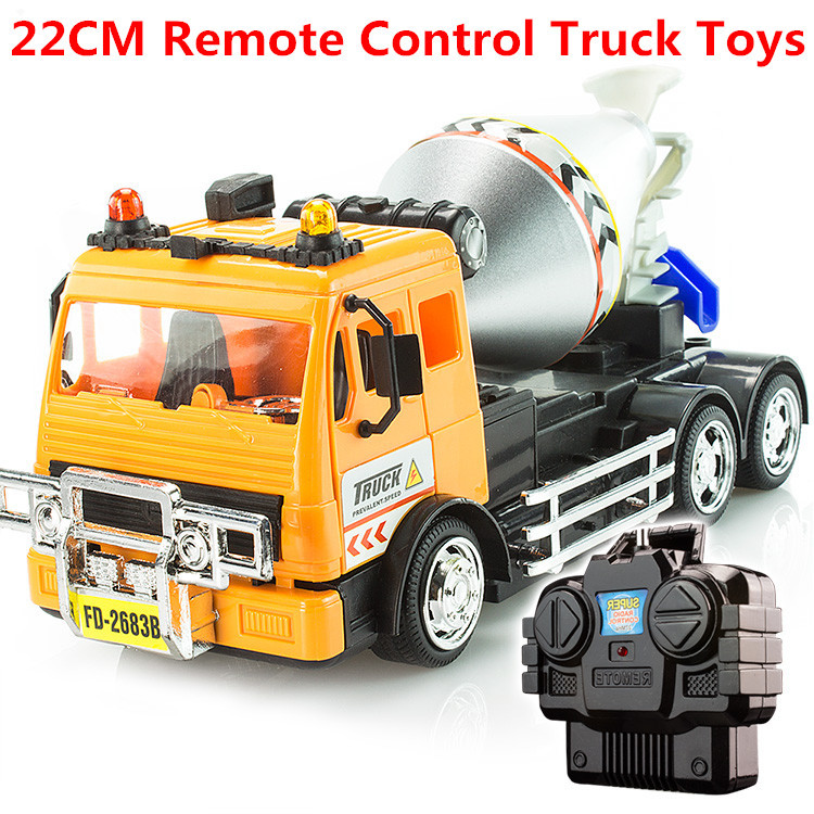 Electronic Toy Cars And Trucks Remote Control Truck Toys Car