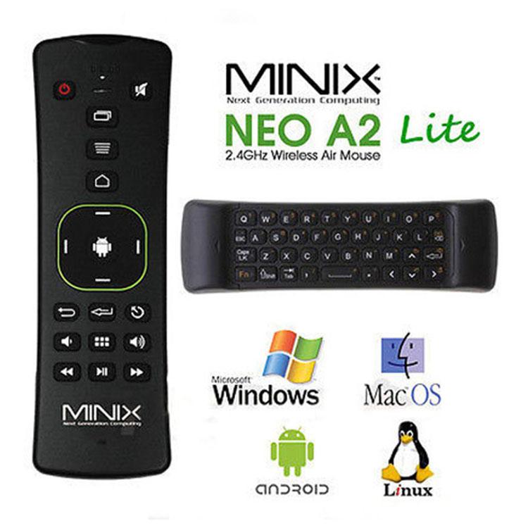 Minix NEO а2 Lite игровой