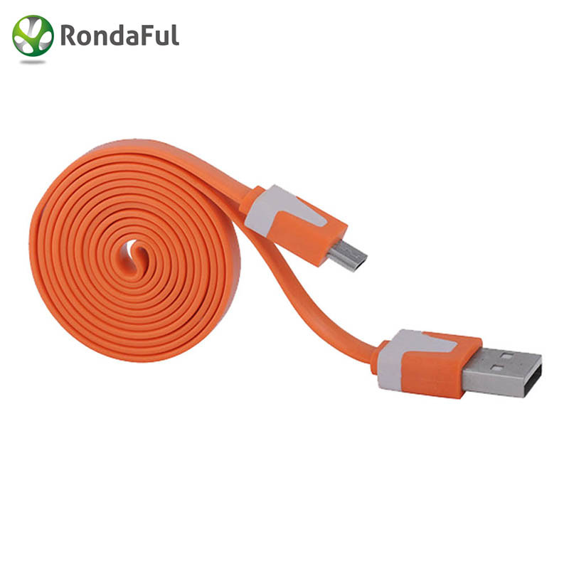 Phone Line Micro USB cable Fast Charging 1m Data charger Mobile Phone Cable for Samsung Huawei meizu Oppo ZTe LG HTC Sony