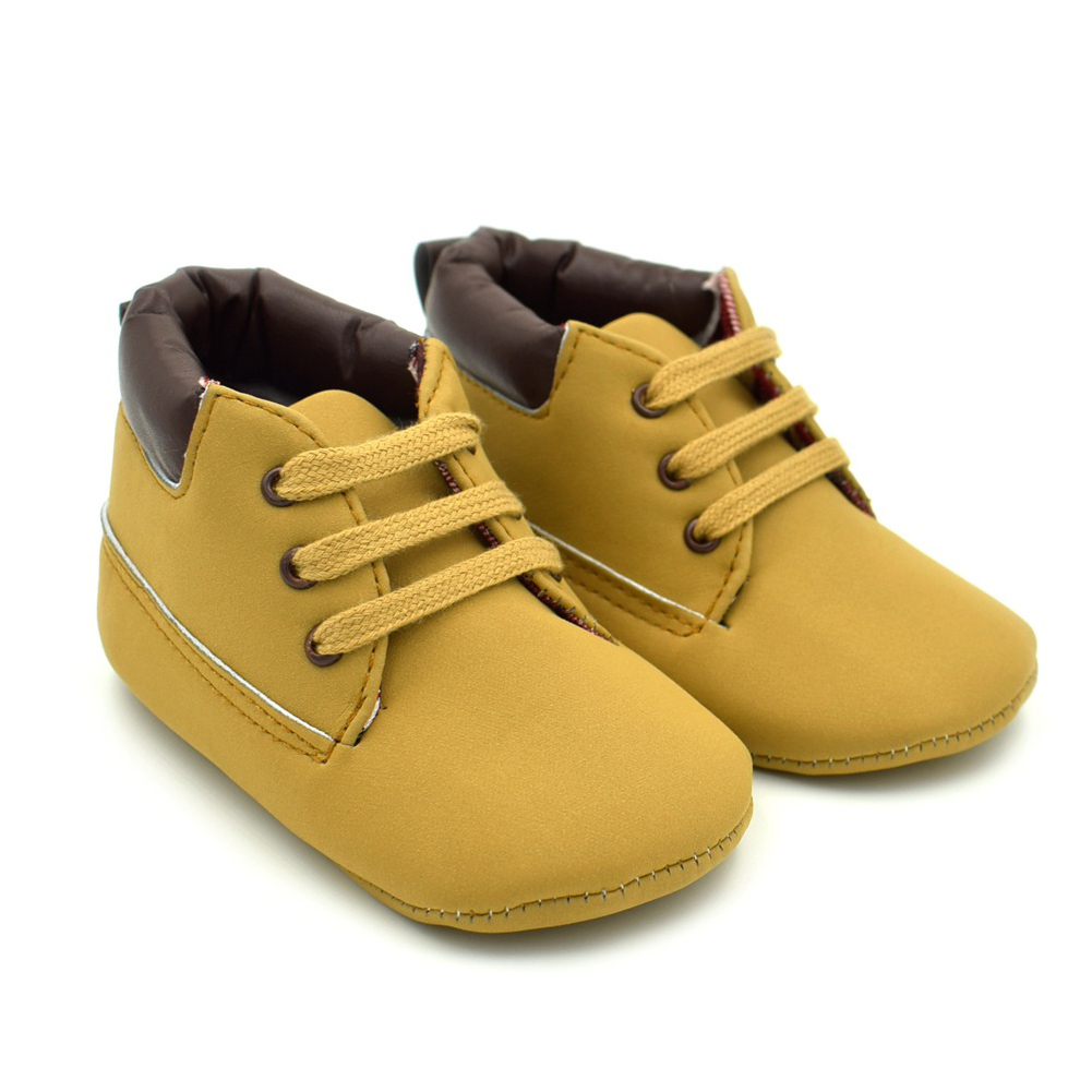 Hot selling heavy winter baby boy shoes prewalker casual style children newborn baby toddler first walker keeping warm shoes R2(China (Mainland))