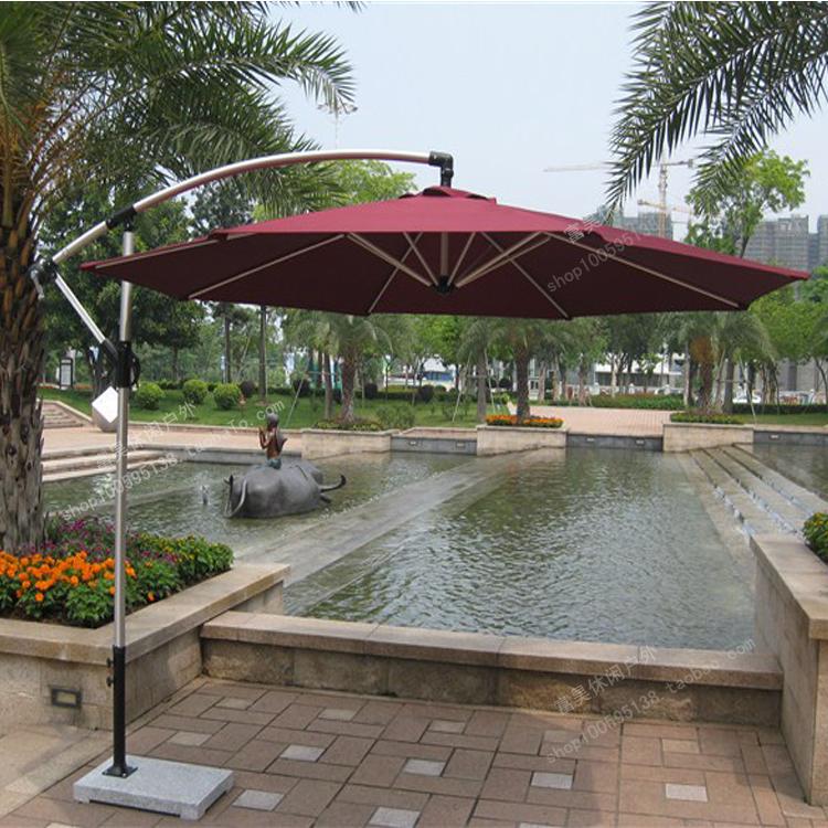 Unilateral umbrella outdoor advertising custom shade umbrellas beach Celi<br><br>Aliexpress