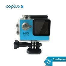 2015 бросился продажа спорт и видео камеры 1080 P Hd камера спорта Coplux 2 » жк-водонепроницаемый действие автомобильный видеорегистратор дайвинг