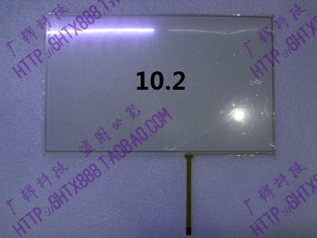 Фотография 10.2-inch touch screen with AT102TN03 V.9 / V.1] 10.2 inch LCD touch screen Innolux